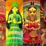 Best Durga puja themes 2014 in Kolkata #durgapuja #kolkata #bengal