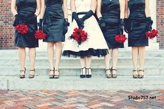 Vintage Styled Weddings: Top 5 Vintage Theme Weddings to Inspire - Retro Rockabilly Wedding