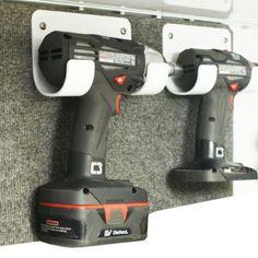 Znalezione obrazy dla zapytania french cleat tool storage for wrenches