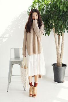 Long Tail Marion Knit Top