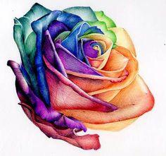 Výsledek obrázku pro rose tattoo