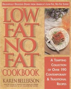 Best-selling author Karen Bellerson takes her expert knowledge into the kitchen in this up-to-date cookbook on low-fat dining-- Includes a helpful reference chart of low-fat tips and substitutionsSince the publication of her first book on fat, Karen Bellerson has been inundated with calls and letters requesting her assistance in healthy, low-fat cooking. To answer these demands, Bellerson has compiled over 225 recipes, plus all of her tips for cooking and menu planning, in the new Low-Fat…