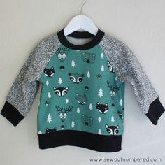 Sewing Scout Raglan Sweaters
