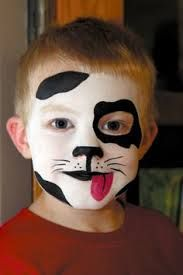 Image result for animal face painting kids cat                                                                                                                                                                                 More