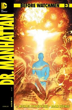 Review of Dr. Manhattan #3, by @fred42