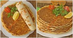 Easy Lahmacun Recipe, How To? Special Recipes, New Recipes, Dinner Recipes, Easy Recipes, Healthy Recipes, Chickpea Chips Recipe, Turkish Recipes, Ethnic Recipes, Tapas