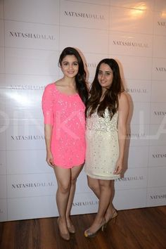 Alia Bhatt at Natasha Dalal's label launch | PINKVILLA