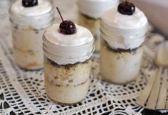 Individual Tres Leches Cakes - Betty Crocker