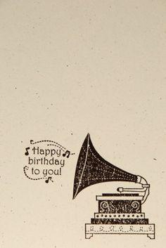 Открытка, черно-белые ретро открытки с днем рождения ретро
