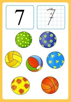 Preschool and Homeschool Kindergarten Projects, Kindergarten Math Activities, Kids Math Worksheets, Preschool Education, Math Games, Numbers Preschool, Math Numbers, Math For Kids, Fun Math