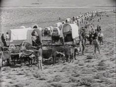 wagon trains | Covered Wagon Train