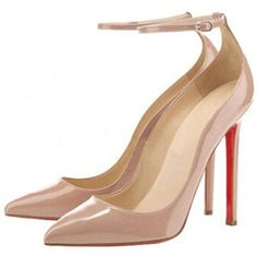SheIn(sheinside) Apricot Asakuchi Slingbacks High Heeled Pumps