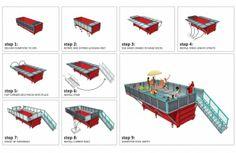 Dumpster Swimming Pools by MacroSeas (3)