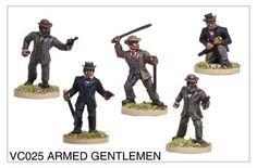Armed Gentlemen - VC025