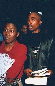 Afeni and pac