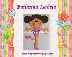 Bailarina Isabela
