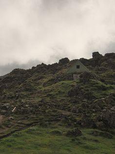 ❦ Alte Schäferhütte in Landmannalaugar, Iceland