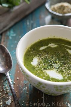 broccoli spinaziesoep