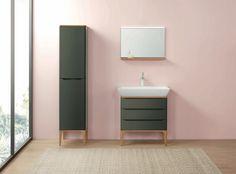 Ronbow Wide Signature Single Bathroom Vanity Base Only Bathroom Vanity Base, Bathroom Faucets, Bathrooms, Bathroom Store, Phoenix Design, Bauhaus Design, Bathroom Collections, Interior Design Inspiration, Design Ideas