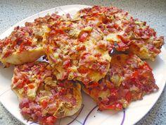 Superschnelle Pizzabrötchen 4