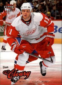 Dan Cleary: OHL Grad Signs For 1 More Year With Grand Rapids Griffins