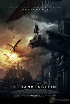 Aaron+Eckhart+I+Frankenstein | CIA☆こちら映画中央情報局です: 11月 2013 - 映画 ...
