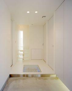 ペットと暮らす白い家・間取り(東京都立川市) | 注文住宅なら建築設計事務所 フリーダムアーキテクツデザイン