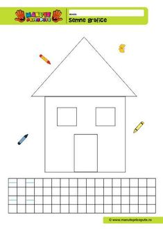 Semne grafice Archives - Manute Pricepute Line Chart, Kindergarten, Playing Cards, Tote Bags, 1st Grades, Playing Card Games, Kindergartens, Preschool, Game Cards