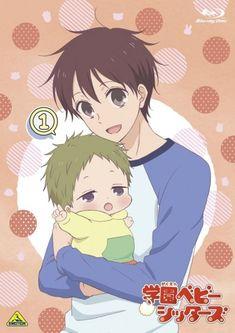 56 Best Kotaro Images Gakuen Babysitters Babysitter Anime Baby