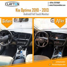 http://www.claytondubai.com/android-fta/ Kia Optima 2010 - 13 Android Full Touch Monitor  #kia #optima #android #full #touch #dvd #before #after #navigation #gps #cargps #carnavi #dubai #clayton #car #uae #cardvd #dvds #cardvds