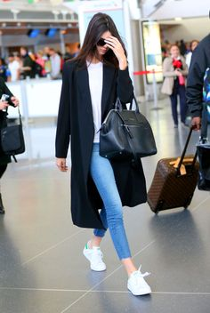 March 30, 2015 - At JFK Airport in NYC.