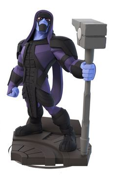 Im suprised that ronan is a playable charicter in Disney 2.0. But I bet hes pretty cool.  -Elliot