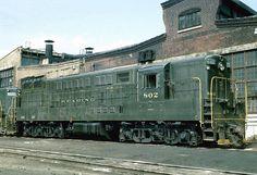 Reading Railroad FM Trainmaster.