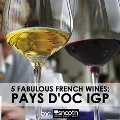 5 Fabulous Wines of Pays d'Oc IGP According to Snooth.com
