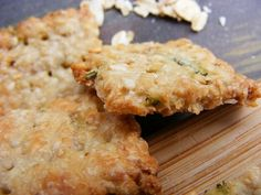 Crackers, Cornbread, Paleo, Cheese, Meat, Chicken, Ethnic Recipes, Cukor, Food