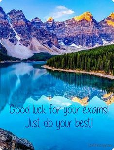 A collection of good luck for exam wishes with images. Wish your girlfriend, boyfriend and friends the best of luck for exams with these messages and cards. Best Wishes For Exam, Exam Wishes, Good Luck For Exams, Good Luck To You, Exam Messages, Exam Quotes, Exam Time, Cabin Interiors, Parmesan