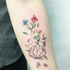15 Tatuagens Delicadas De Luiza Oliveira