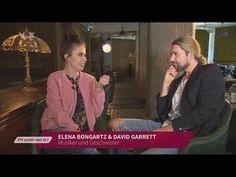 Interview of Elena Bongartz and David Garrett (13-5-2016) - YouTube