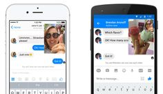 Facebook Messenger: Instant Video σε Android και iOS