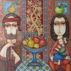 Армянский художник Tsolak Shahinyan. Обсуждение на LiveInternet - Российский Сервис Онлайн-Дневников