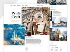 Morris Yachts by Jason Kirtley #Design Popular #Dribbble #shots