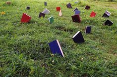 Jardines II, Alicia Martin  Garden of Books, 2003