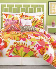 Trina Turk Bedding, Coachella Comforter Sets - Trina Turk - Bed & Bath - Macys