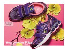 Zapatos para niñas Calzado Shoes Collection Pakar Tenis