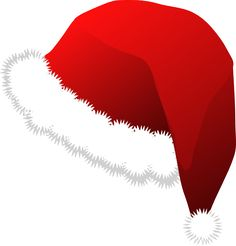 Free Santa Claus Clipart of Santa claus hat clip art free vector in open office drawing svg image for your personal projects, presentations or web designs.