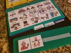 Boy Pecs Book 4 AUTISM ABA, SPEECH THERAPY, ADHD, LANGUAGE & APRAXIA ASPERGERS