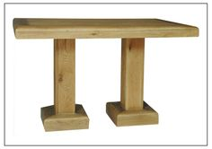 ELEPHANT  FURNITURE - Danube - Pedestal Dining Table (1300mm x 750mm x 790mm High)  DWO-PDT056 - SPECIAL PRICE: $274.04
