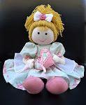 Lili, um doce de boneca!