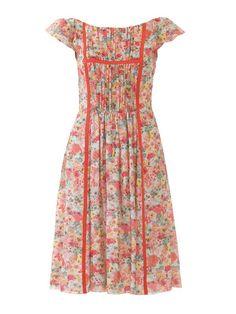 104A, 15-05, burda style, Kleid, Sommerkleid, Schnittmuster, Pattern