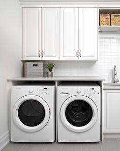 On instagram by inspirese_ideias #homedesign #contratahotel (o) http://ift.tt/1TiLQre #decor #detalhes #criatividade #homedecor  #designdeinteriores #interior #criativedesigner #details #criativity #inspiracao #inspirese #inspiration #design #lavanderia #laundry #clean #white